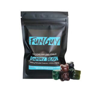 FunGuy Assorted Gummy Bears 3000mg